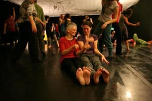 לרקוד אימפרוביזציה